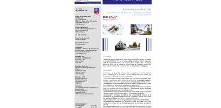 3 Bâtiments de logements - Froideville