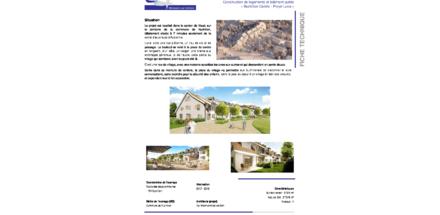 Buchillon Centre - Projet Luna