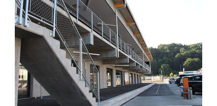 STRID SA - Tripôle - Yverdon-les-Bains