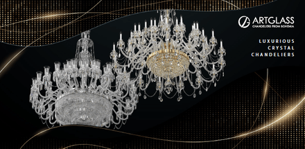 Luxurious Crystal Chandeliers