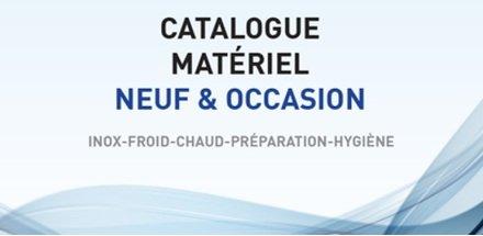 Catalogue matériel Neuf et Occasion