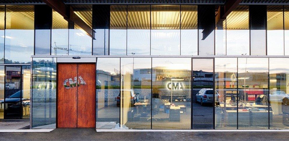CMA Constructeurs Métalliques Associés SA