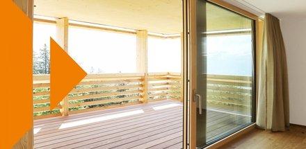 Portes-fenêtres Bois et Bois/Alu