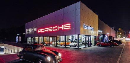 Centre Porsche Genève